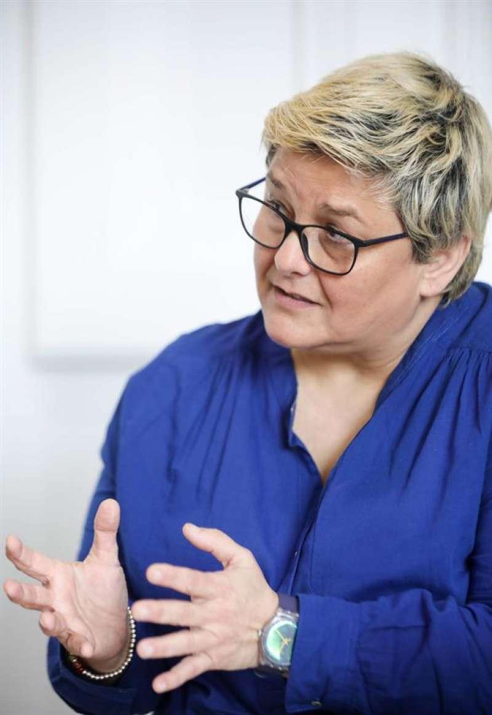 Luisa Notario. ANA ESCOBAR
