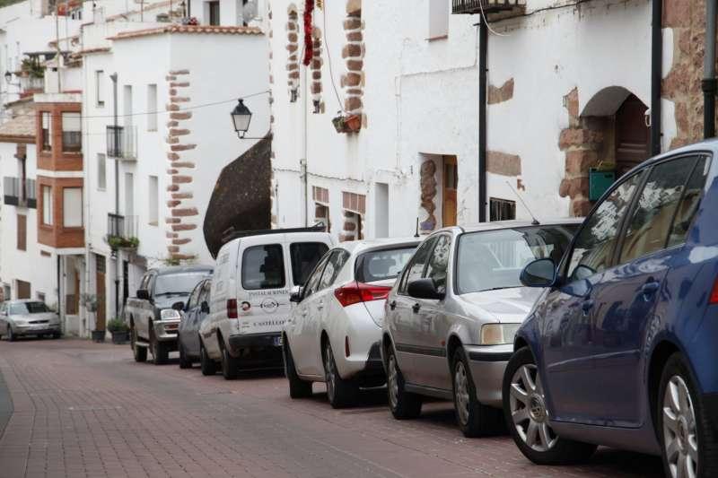 Nucli històric-artístic de la localitat/EPDA