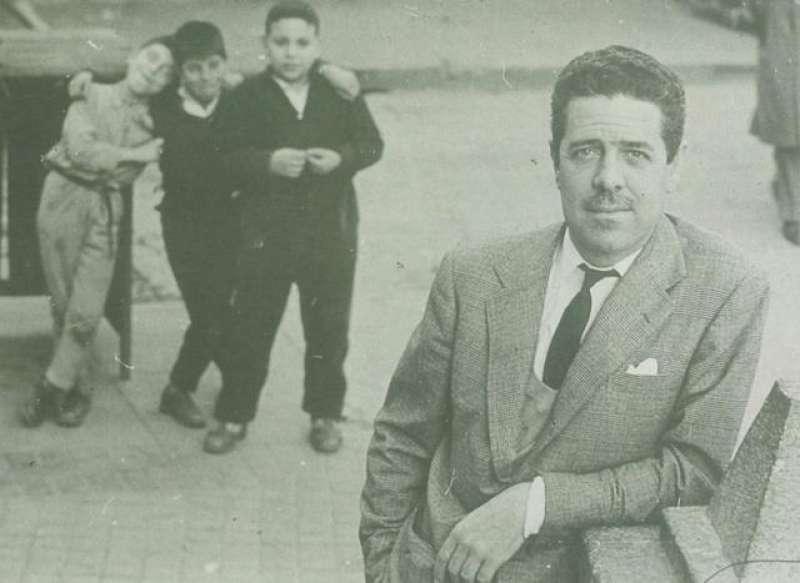 El joven Luis. Colección García Berlanga