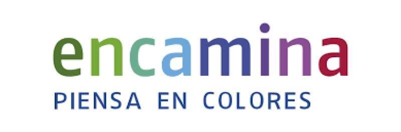 Logo Encamina. EPDA