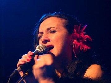 La noche del viernes 9 de agosto tendrá lugar el concierto Cristina Blasco Feat. Ricardo Belda. FOTO: EPDA.