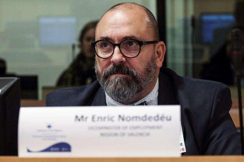 El secretario de Empleo de la Generalitat, Enric Nomdedéu. EFE/Archivo
