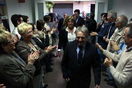 Rus ha pedido a los dirigentes ?compromiso y rigor? a la hora de gestionar en cada ayuntamiento. FOTO: EPDA.