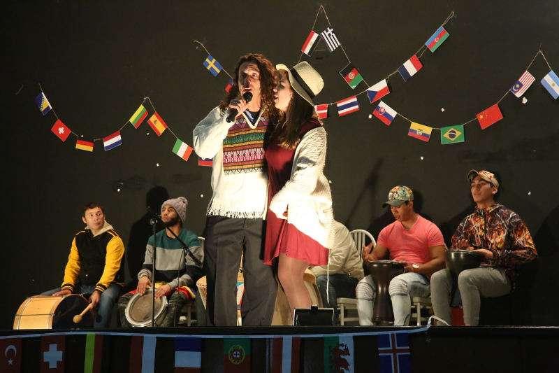 I Festival de las Naciones en Aldaia. EPDA