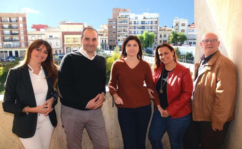 Grup municipal socialista a Paiporta. EPDA