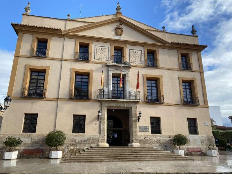 Ayuntamiento de Paterna./EPDA
