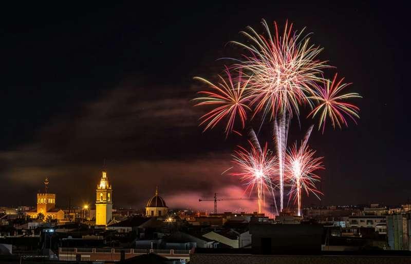 Festes Alcàsser - Foto de Salvador Almudever