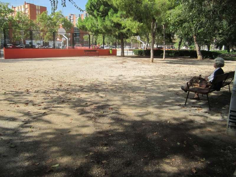 Un espai per gossos en València. EPDA