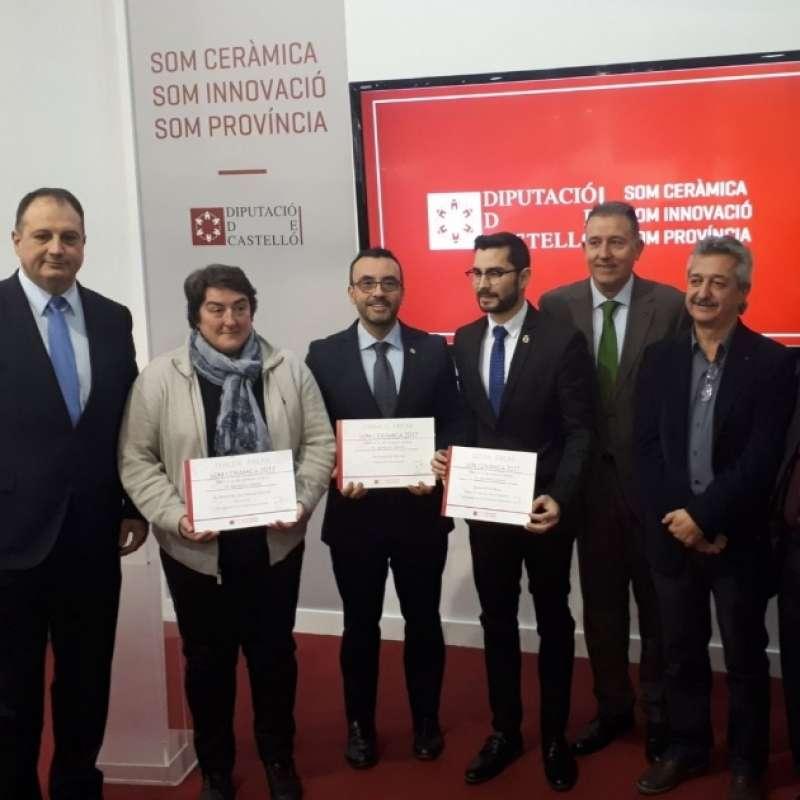 Galardonados de los Premios Som Ceràmica.