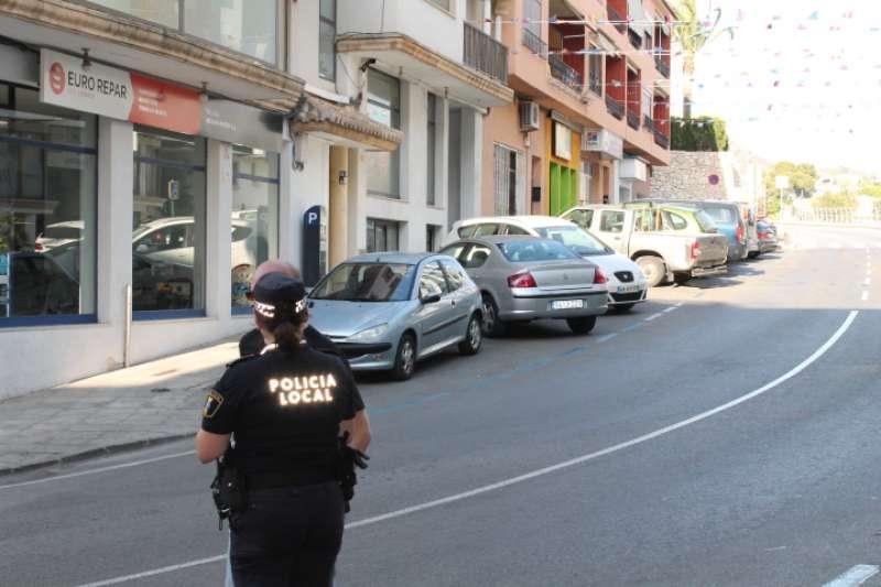 Policía Local de Teulada