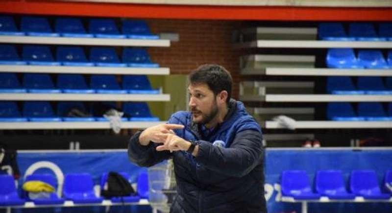 Toni Malla, el nuevo entrenador del Fertiberia Balonmano. / EPDA