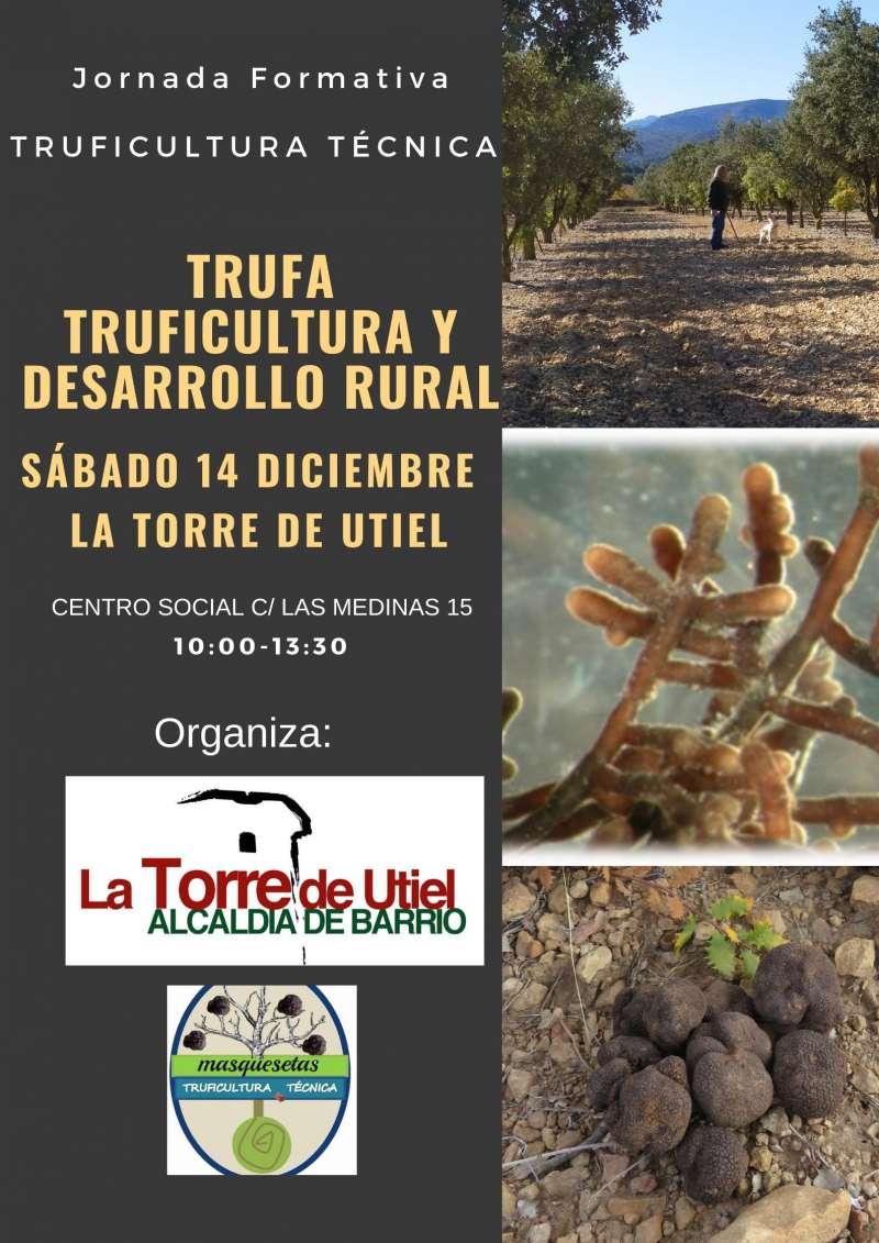 Jornada de la Truficultura. EPDA