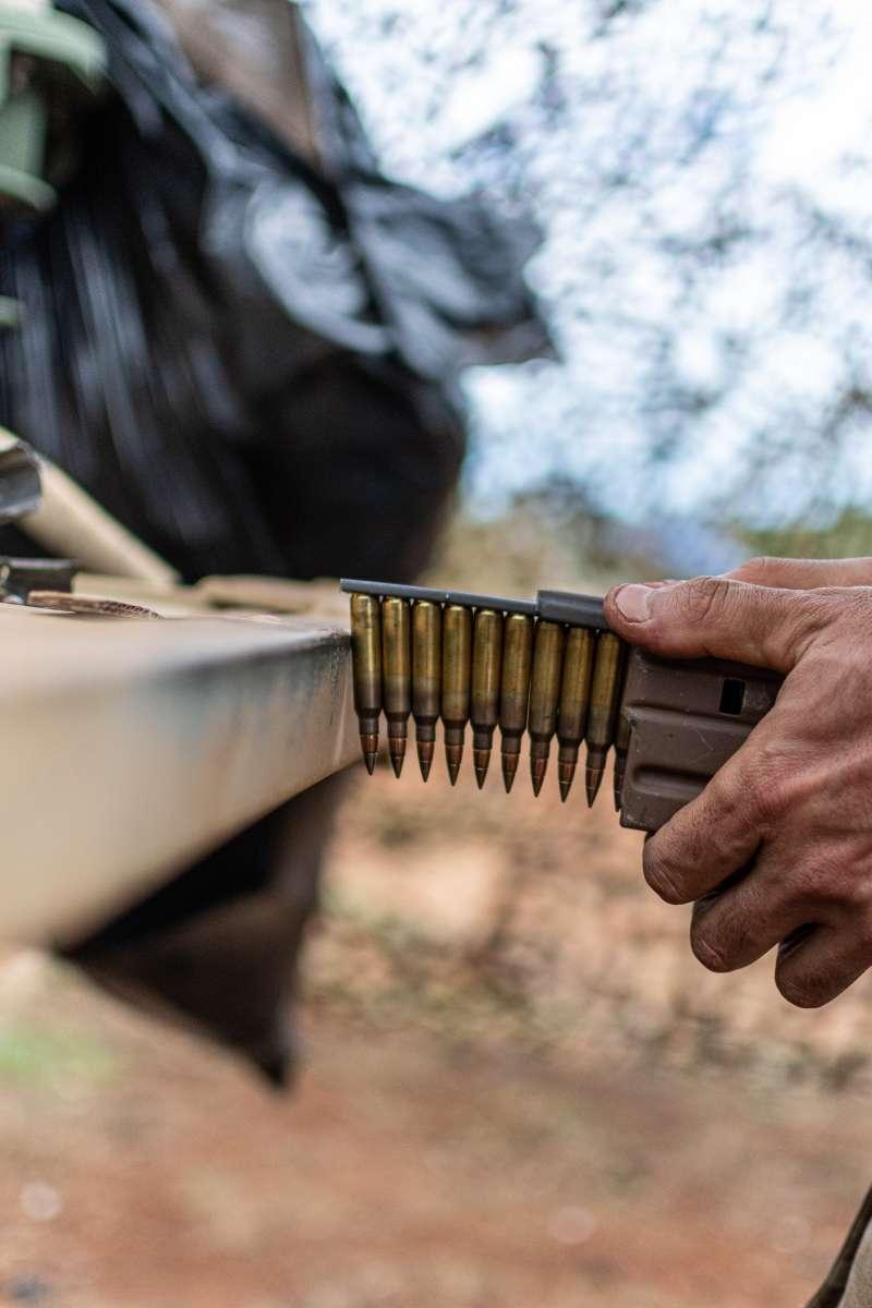 Armas de guerra / EPDA