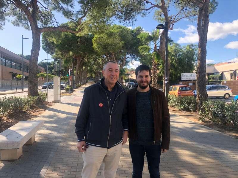 Joan Baldoví i Pau Alabajos. EPDA
