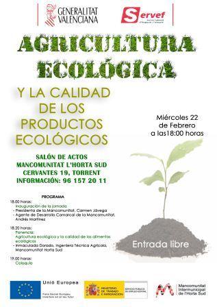 La charla va dirigida a todos los públicos y en especial a personas interesadas por este tipo de consumo como asociaciones de consumidores de productos ecológicos, productores, técnicos y técnicas municipales?