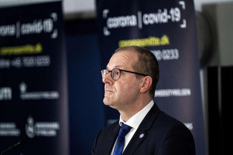 El director regional para Europa de la Organización Mundial de la Salud (OMS), Hans Kluge. EFE
