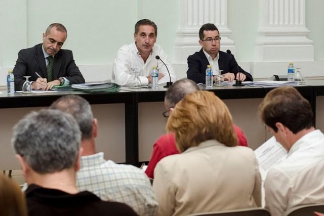 Imagen de la asamblea celebrada en junio. FOTO: EPDA