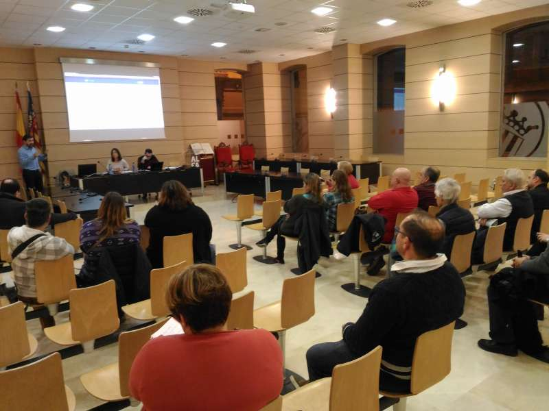 Foro Local de Participación Ciudadana de Alfafar. EPDA