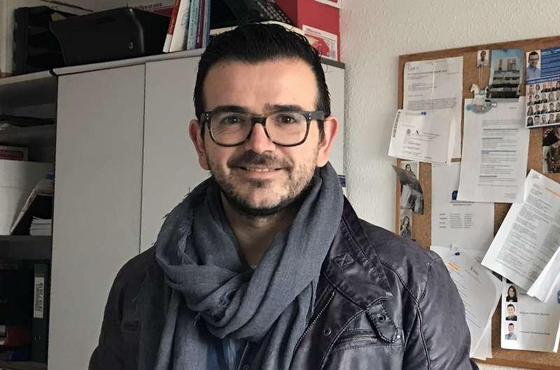 El portavoz del Partido Popular de Mislata, Jaime López Bronchud. EPDA