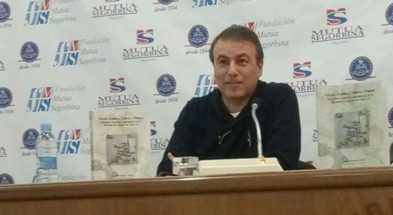 Joaquín Aparici, profesor de la UJI