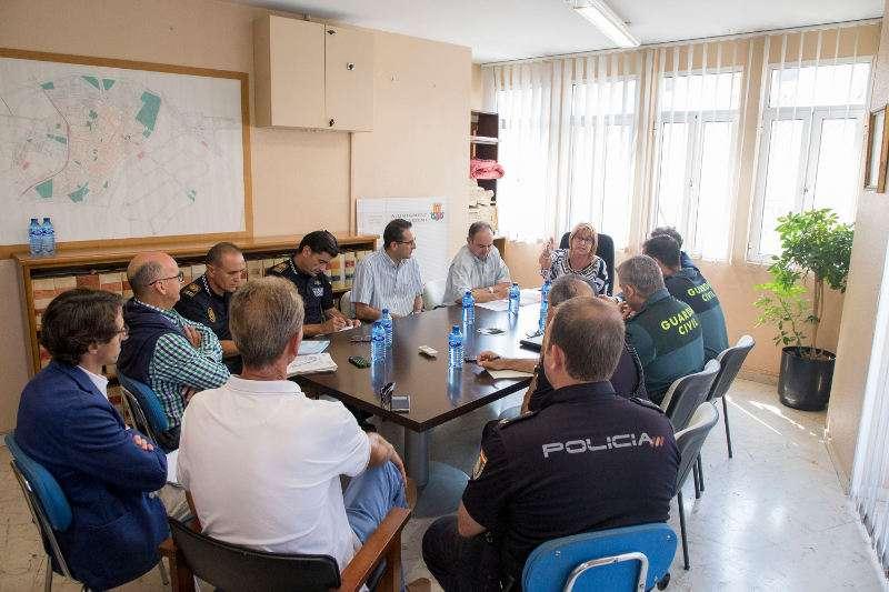 Junta Local de Seguretat de Picassent. EPDA