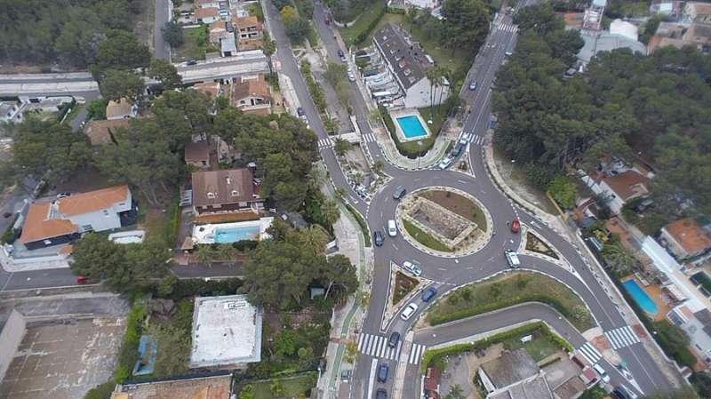 Imagen aérea de Paterna, facilitada por el Ayuntamiento. EFE
