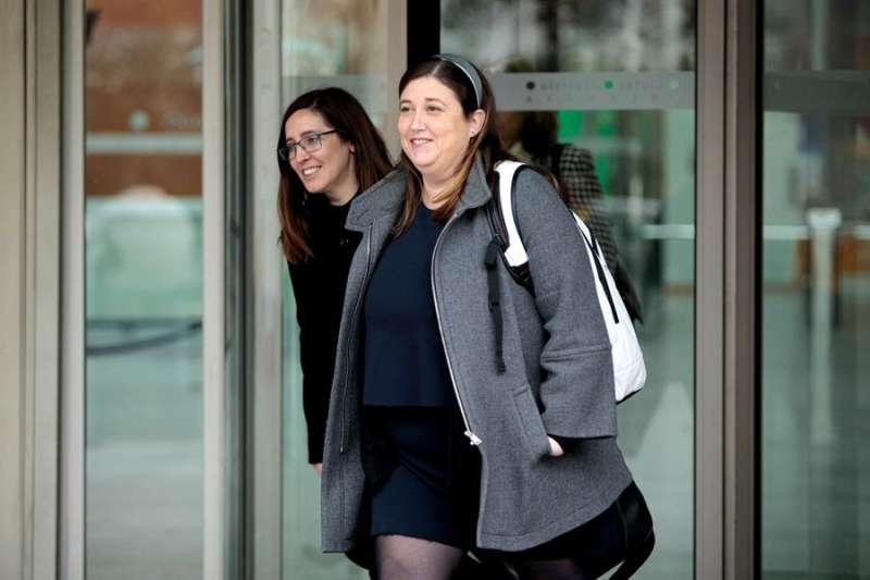 La directora de gestión de la Empresa Municipal de Transportes (EMT) de València, María Rayón. EFE/Archivp