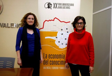 Presentación de la XX edición del Foro Luis Vives. Foto EPDA