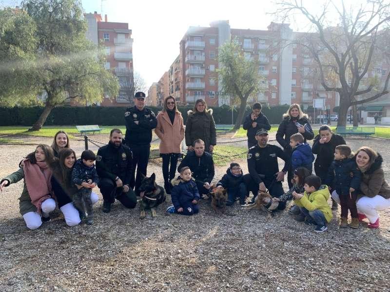 Unidad Canina de Paterna. EPDA