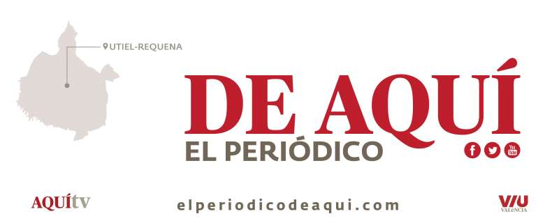 Cabecera utilizada en las redes sociales de El Periódico de Aquí de Utiel Requena. A. GARCÍA.