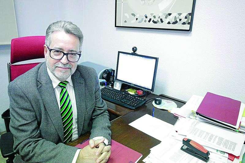 Ramón Marí, alcalde de Albal. FOTO EPDA