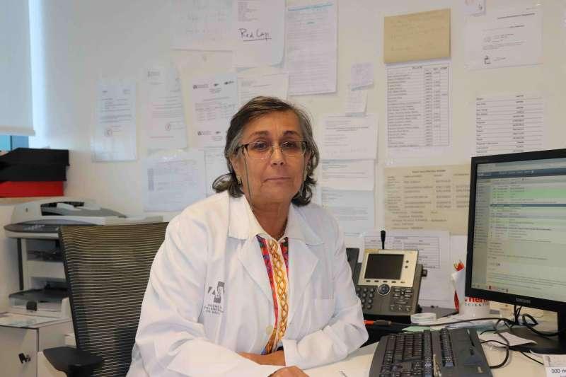 La doctora Carmen Ribes-Koninckx, jefa de la sección de Gastroenterología Pediátrica del Hospital Universitari i Politècnic La Fe