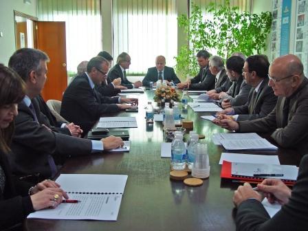 Comité Ejecutivo de la Federación Empresarial de la Madera y Mueble de la Comunitat Valenciana (FEVAMA). Foto EPDA