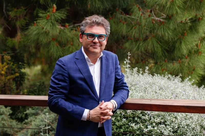 El experto en trasformación digital, Marc Vidal. EPDA