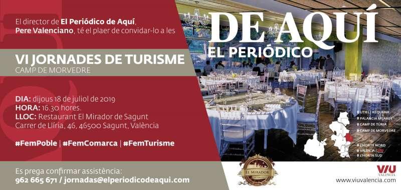 Invitación del evento. EPDA