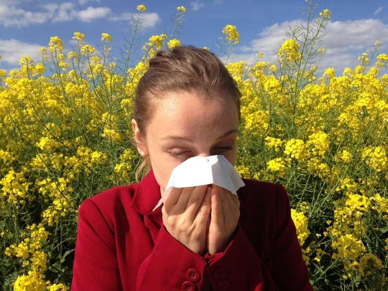 La alergia al polen es una de las patologías que pueden confundirse con el coronavirus por sus síntomas