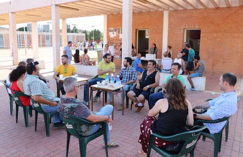 Fiestas Baladre de Port de Sagunt. EPDA
