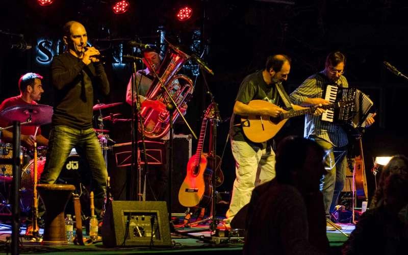 La música de raíz mediterránea de Urbàlia Rurana llega este viernes al ciclo musical