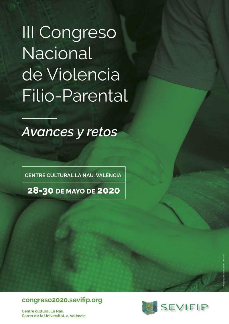 Valencia acogerá el III Congreso Nacional de Violencia Filio-Parental. -EPDA