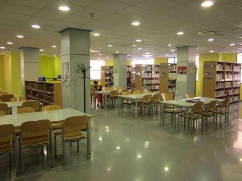 Imagen de archivo Biblioteca Xirivella./ EPDA