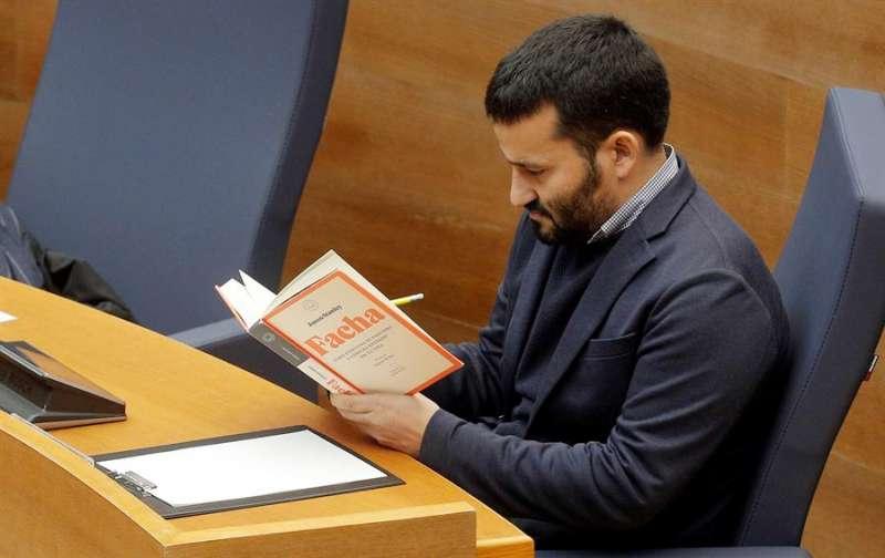 El conseller de Educación y Deportes de la Generalitat, Vicent Marzá. EFE