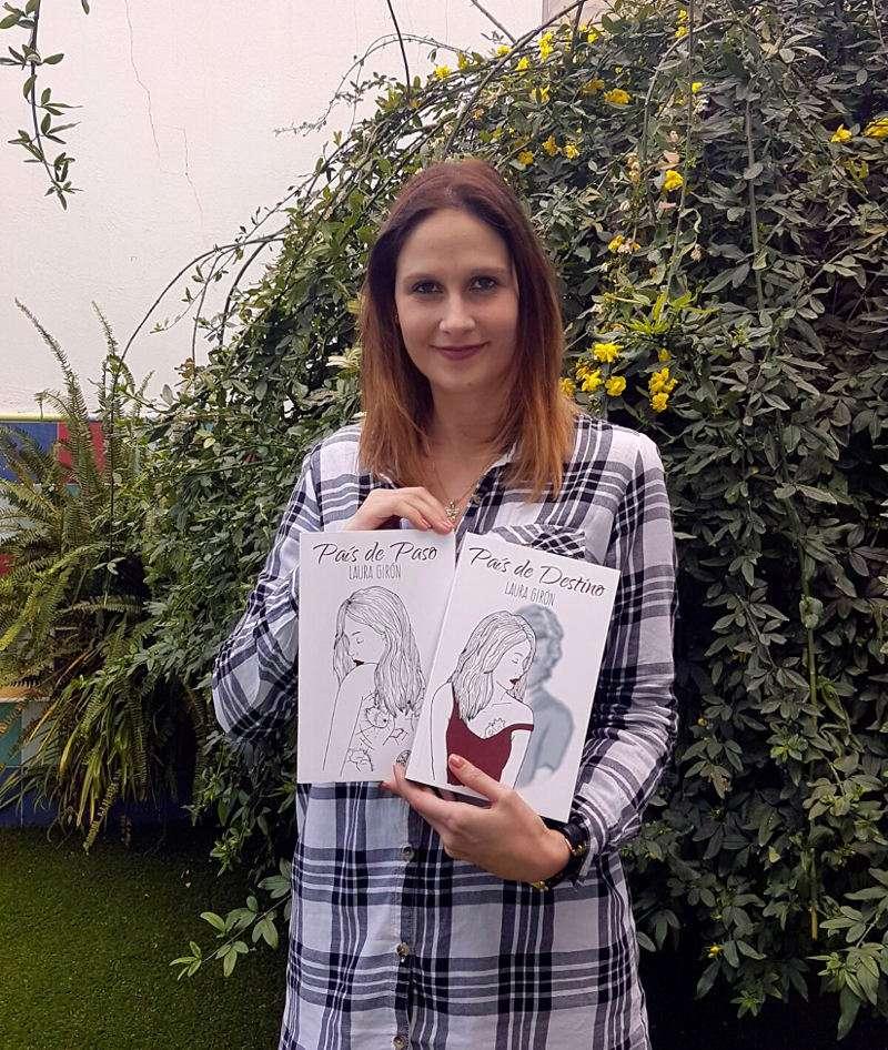 La escritora Laura Girón. EPDA