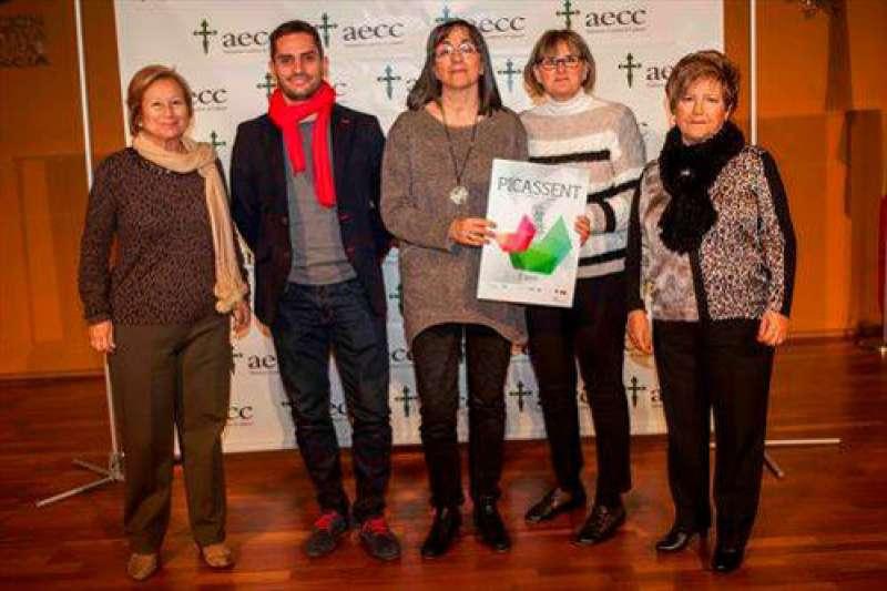 Picassent en la Run Càncer 2017 de València. EPDA