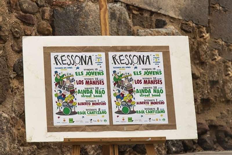 II Edición del Festival Ressona. EPDA