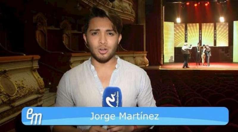 Jorge Martínez. FOTO EPDA
