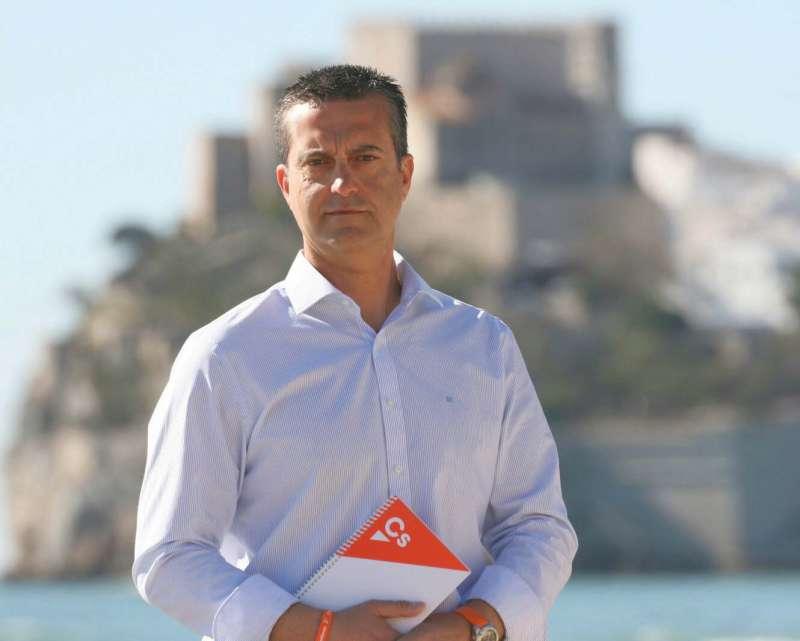 Javier Mateu, portaveu de Ciutadans a l