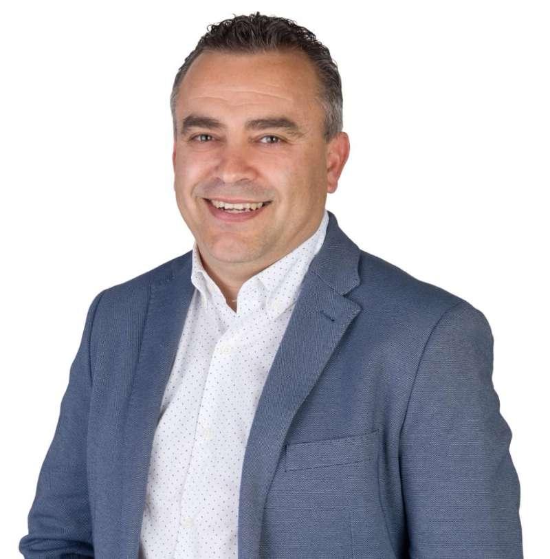 Javier Moll, poravoz de Ciudadanos en el Ayuntamiento de Almassora. EPDA