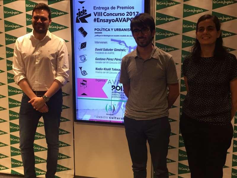 El primer premio del jurado fue para Gustau Pérez y la finalista fue Nadia Khalil Tolosa, investigadora.