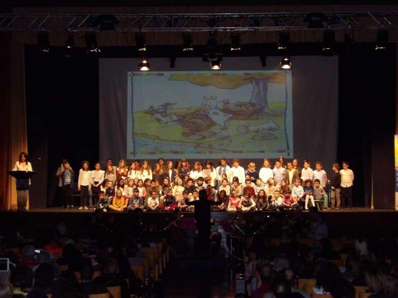 Concierto celebrado en Massamagrell. EPDA
