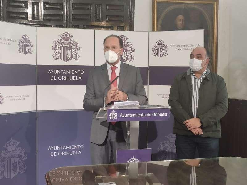 Bascuña y Valverde explican las alegaciones